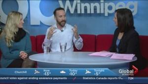 Winnipeg couple discuss viral video of anniversary surprise