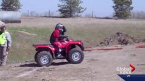 Calls for stricter ATV laws in Alberta