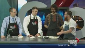 Saskatoon chefs show off culinary prowess