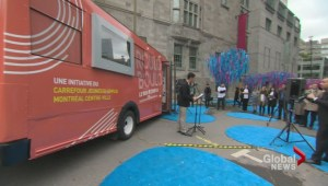 Job bus works its way around Montreal
