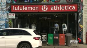 Canadian active wear giant Lululemon struggles to stay in shape