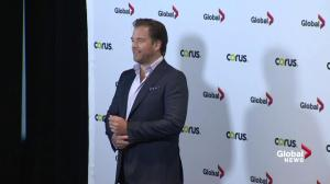 Corus Upfront: Actor Michael Weatherly on his new show, 'Bull'