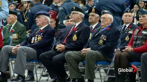 Saskatoon honours veterans at 84th annual Remembrance Day service