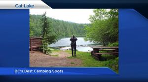 The best camping sites in British Columbia