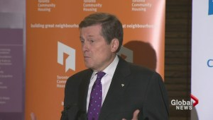 Tory helps launch housing project for sex trafficking victims