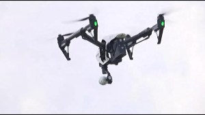 Kentucky man shot down a drone hovering above his yard