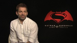 Zach Snyder, Amy Adams talks about 'scaling down' Batman v Superman in wake of Brussels attack