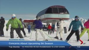 BIV: Concerns about upcoming ski season