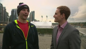 Brendan Parker 1-on-1 with local product Adam Berger ahead of his hometown Grey Cup