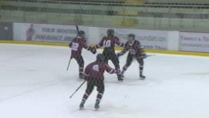HIGHLIGHTS: WHSHL Springfield Sabres Win Division 2 Championship