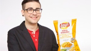 Lays potato chip winner Randall Litman