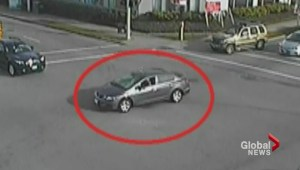 Photo of suspect car in Surrey hit & run released