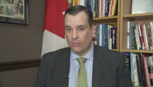 James Moore reacts to Schoenborn decision