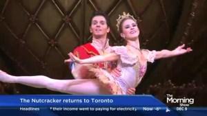 The Nutcracker returns to Toronto