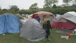 Tent city decision due today