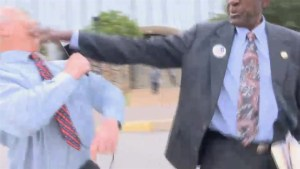 Caught on Camera: Politician attacks local reporter mid-interview