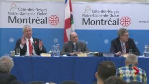 NDG meeting gets heated over Provigo project