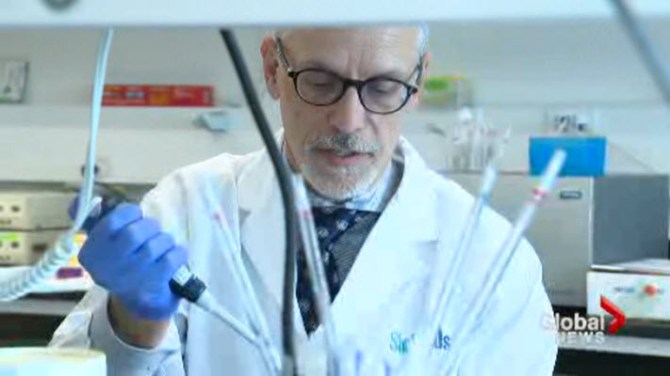 Terry Fox Foundation funds groundbreaking cancer research