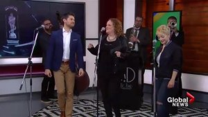 Juno Jazz Nominees square off on The Morning Show