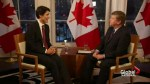 Justin Trudeau on ISIS mission and dealing with Putin