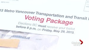 Transit plebiscite deadline today at 8pm