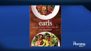 Making your favourite Earl's Restaurant dishes at home