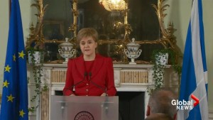Scotland separation from UK 'on the table' after 'Brexit' vote