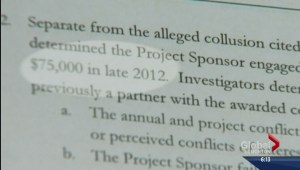 Investigation uncovers conflict of interest