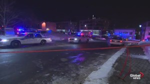 Deadly shooting at mosque in Quebec City