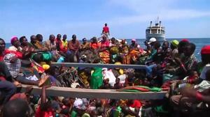 Tanzanian refugees full of joy after escaping turmoil in Burundi