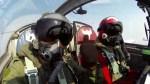 Jay Durant flies high with the Snowbirds