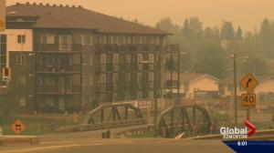 Alberta government announces timeline for re-entry into Fort McMurray