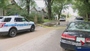 Regina police investigate suspicious death
