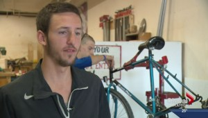 Community youth co-op fixes bikes for kids without wheels