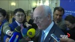 U.N. envoy says Syria safe zones plan a step in right direction
