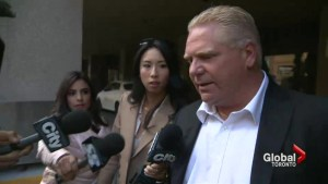 With Rob sick, what's next for Doug Ford?