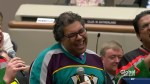 Nenshi sings Let it Go after losing NHL playoff bet
