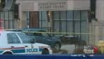 Man charged in Edmonton toddler patio death testifies