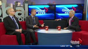 Edmonton police on World Elder Abuse Day