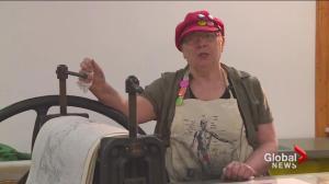 Voices of YQL: Audrey Feltham, Print-Maker
