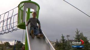 Alberta announces funding for school playgrounds