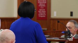 Mother of Odin Lloyd delivers emotional statement following guilty verdict for Aaron Hernandez