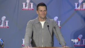 Tom Brady discusses 'compartmentalizing' his family's struggles