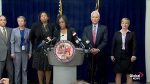 State's attorney confirms indicted charges against officers involved in Freddie Gray's death