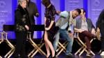 Cuba Gooding Jr. sparks outrage after lifting Sarah Paulson's dress