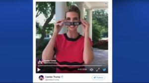 Twitter trolls Donald and Ivanka Trump for eclipse tweets