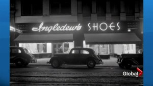 Ingledew's marks 100 years in shoes