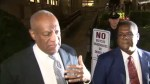 Bill Cosby wishes all dads 'Happy Father's Day' after jury deadlocked on day 5