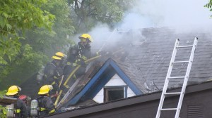 Suspected hoarding frustrates fire fighters efforts