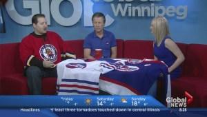 Former Winnipeg Jet Morris Lukowich previews Battle of the Badges